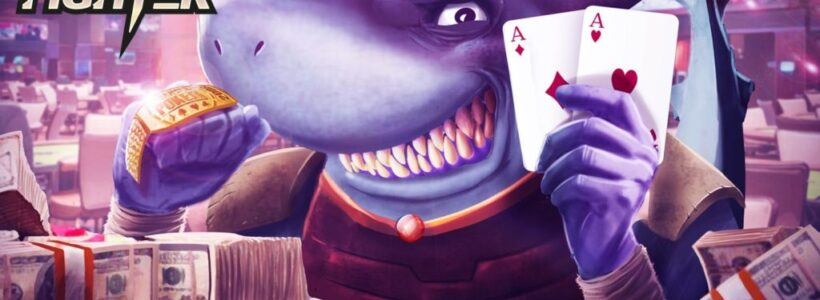 How to Become an Online Poker Shark